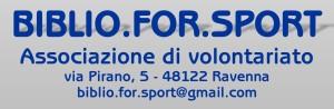 Logo Biblio.For.Sport